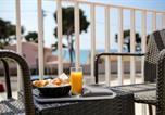 Hôtel Bord de mer de Carry le Rouet - Hotel Restaurant La Tuiliere-4