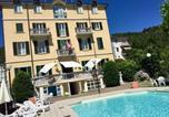 Hôtel Caslano - Caroline Hotel-2