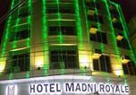 Hôtel Ajmer - Hotel Madni Royale-1