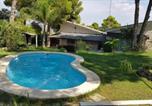 Location vacances Macastre - Casa Vacacional Altury Valencia-1