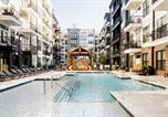 Location vacances Nashville - Stay Downtown Nashville Luxury Apartments-1