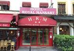 Hôtel Paris - Hotel Royal Mansart-1
