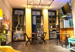 Hôtel Niterói - Por el Mundo Hostel-3