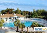 Camping 4 étoiles Loix - Camping Sunissim Les Grenettes