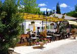 Camping avec Piscine Meyras - Domaine de la Coronne-3