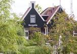 Villages vacances Réseau des moulins de Kinderdijk-Elshout - Europarcs Resort Poort van Amsterdam-3
