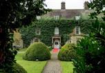 Hôtel Beeston - Risley Hall Hotel-1