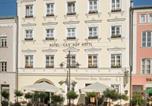 Hôtel Straubing - Hotel-Gasthof Höttl-1