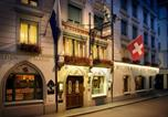 Hôtel Neuenkirch - Romantik Hotel Wilden Mann Luzern-2