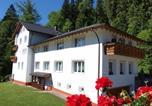Location vacances Herrischried - Apartment Todtmoos 1-2