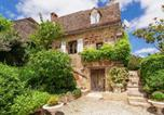 Location vacances Perpezac-le-Blanc - Heritage House with pool in Badefold-d'Ans-2