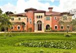 Location vacances Coral Springs - Chateau Paradiso Plantation Mansion-1