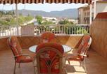 Location vacances Castellar de Santiago - Apartmentos Azahar-1