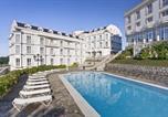 Hôtel Suances - Gran Hotel Suances-4