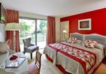 Hôtel Saint-Amand-de-Coly - Hotel The Originals Le Moulin de Mitou (ex Relais du Silence)-2