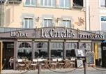 Hôtel Saint-Coulomb - Le Cancalais-3