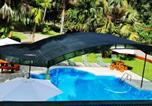 Hôtel Uvita - Apartahotel Playa Luna-3