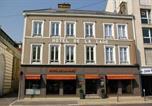 Hôtel Aix-en-Othe - Hotel de la Gare Troyes Centre-1