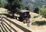 Camping Hautes-Pyrénées - Camping aire naturelle Les Tilleuls-1