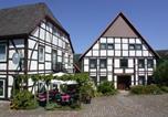 Hôtel Bodenwerder - Hotel Schwalenberger Malkasten-3