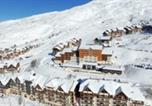 Villages vacances Modane - Village Vacances VVF Les terrasses de Maurienne Valmeinier - Hebergement + Forfa
