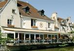 Hôtel Chédigny - The Originals Boutique, Hôtel Le George , Loches-1