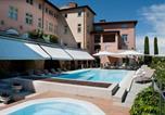 Hôtel 4 étoiles Limonest - Villa Florentine-1