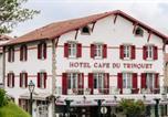 Hôtel Larressore - Hotel-Café du Trinquet