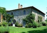 Location vacances Bagnoregio - Antico casale in pietra sovrastante il lago di Bolsena Un magnifico rifugio in posizione isolata e panoramica con giardini e piscina-2