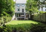 Location vacances Gent - Authentic 19th c. mansion with spacious garden-1