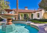 Location vacances La Quinta - (H90) Single Story Townhome Near Beautiful Fountain Condo-2