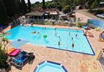 Camping avec Piscine couverte / chauffée Grimaud - Camping Les Lauriers Roses-3