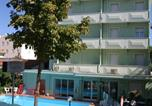 Location vacances Rimini - Residence near the sea with pool-1