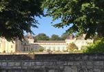 Hôtel Saumur - Auprès du châteaux-4
