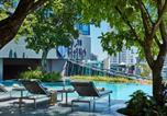 Hôtel Khlong Tan Nuea - Hyatt Regency Bangkok Sukhumvit-1