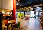 Hôtel Communauté de Madrid - Far Home Bernabeu-4