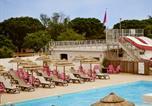 Camping avec WIFI Canet-en-Roussillon - Camping Les Flamants Roses -1