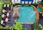 Hôtel Pattaya - Sunbeam Hotel Pattaya-3