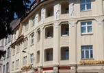 Hôtel Bad Schmiedeberg - Central-Hotel Torgau-1