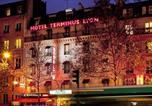 Hôtel Paris - Palais Omnisport de Paris Bercy - Hotel Terminus Lyon-1
