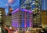 Hôtel Houston - Aloft Houston Downtown-1