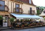 Hôtel Alvignac - Auberge de La Fontaine-3
