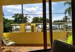 Location vacances Rio Grande - Apartamento completo de frente a praia do Laranjal-1