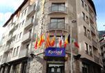 Hôtel Andorre - Kyriad Andorra Comtes d'Urgell-2