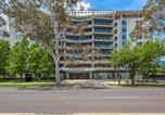 Hôtel City - Pacific Suites Canberra-4