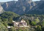 Location vacances El Castell de Guadalest - Can Capelletes Xl-1