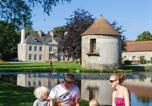 Camping Basse-Normandie - Les Castels Château de Lez-Eaux-3
