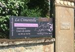 Location vacances  Yonne - B&B Vassy Etaule-2