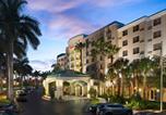 Hôtel Fort Lauderdale - Courtyard by Marriott Fort Lauderdale Airport & Cruise Port-1