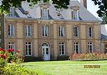 Hôtel Orne - Le domaine de Beaufai-1